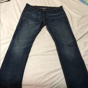 Levi's 510 Sz 31/32 worn never washed